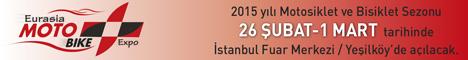 Eurasia Motobike Expo 2015